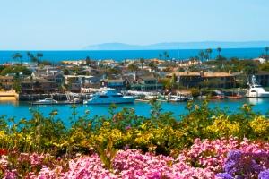 Newport Beach Scene